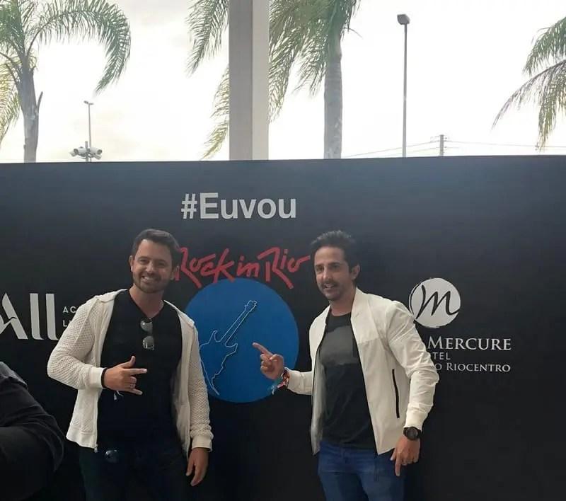 Grand Mercure Riocentro recebe meeting point do Rock in Rio 2019