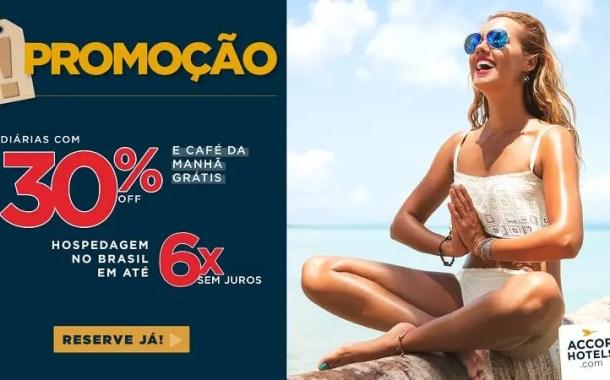 Accor inicia promoção Preços Malucos com descontos em seus hotéis