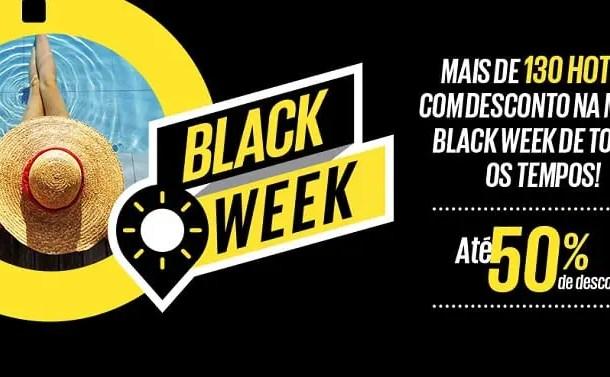 Atlatica Hotels e Vert Hotéis promovem Black Week com até 50% de desconto em diárias em mais de 130 hotéis