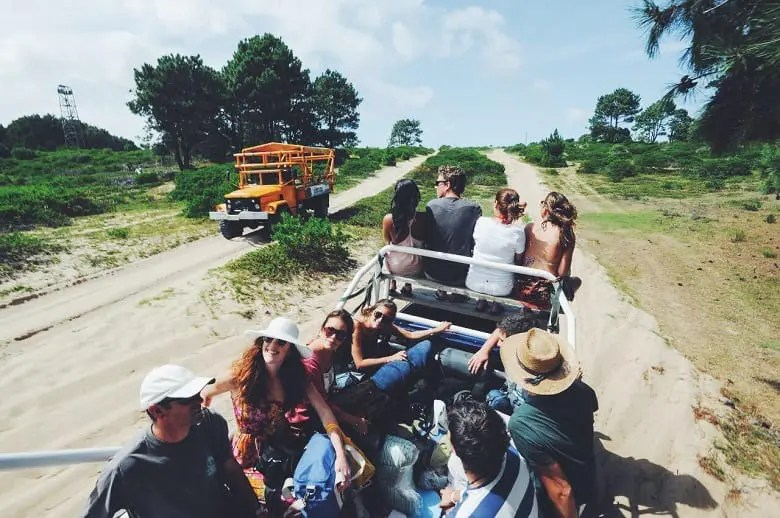 Destinos no Uruguai perfeitos para o conceito