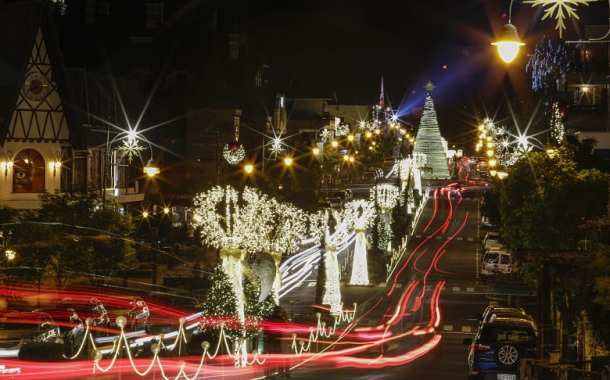 Concurso cultural possibilita assistir ao Natal Luz de Gramado gratuitamente