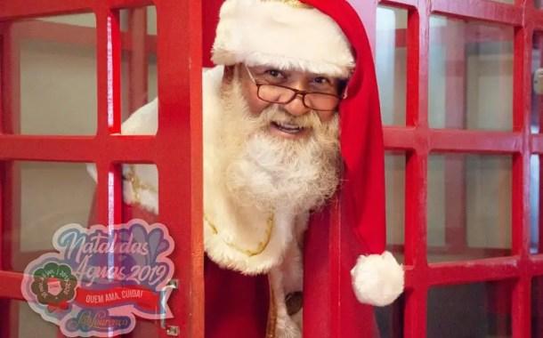 Natal das Águas em São Lourenço terá Papai Noel chegando de Maria Fumaça