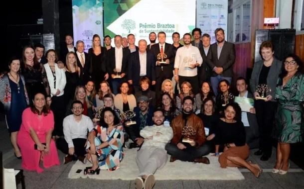 Vencedores do Prêmio Braztoa de Sustentabilidade 2019/2020 são anunciados em Canela (RS)
