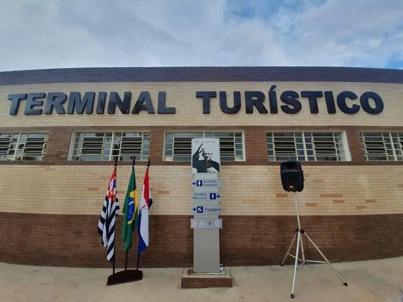 Secretaria Estadual de Turismo de SP inaugura novo terminal turístico