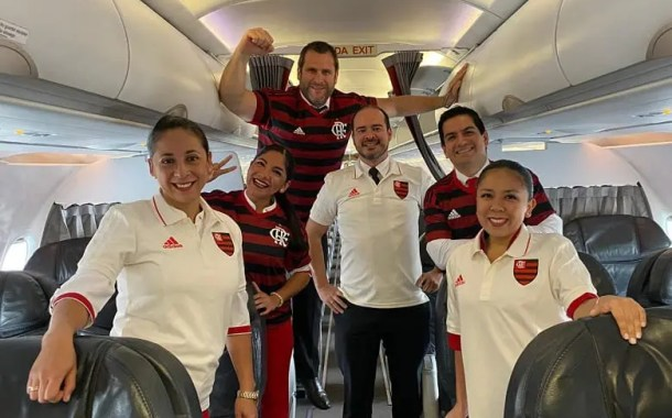 Avianca Holdings leva torcida do Flamengo para final da Libertadores