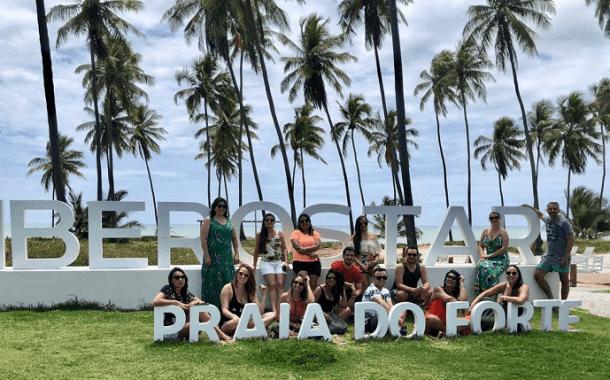 Flytour Viagens leva agentes em famtour exclusivo no Iberostar Bahia