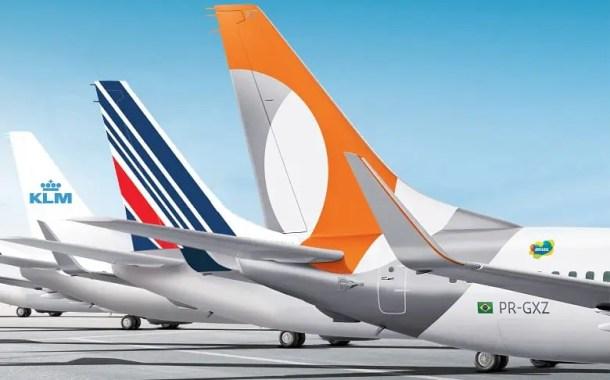 GOL e Air France KLM prorrogam parceria estratégica