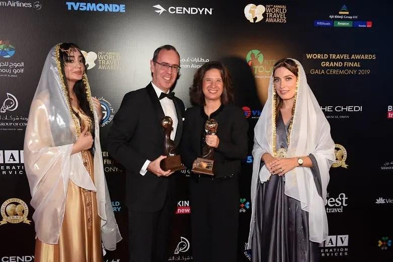 """Turismo de Portugal é o """"Melhor Organismo Oficial de Turismo do Mundo"""" pelo terceiro ano consecutivo"""