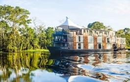 Uniworld apresenta cruzeiro pela Amazônia peruana em 2020
