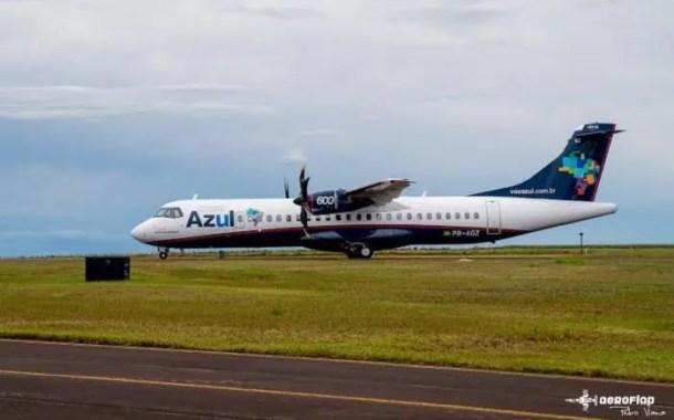 Aeroporto de Araraquara volta a receber voos da Azul