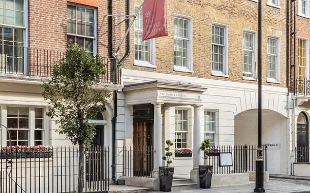The Prince Akatoki London é hotel certo para praticar lifestyle travel