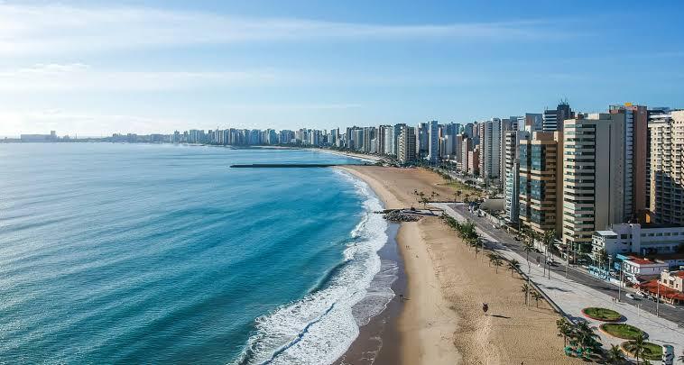 Fortaleza é a capital nordestina mais procurada para o Réveillon 2019-2020