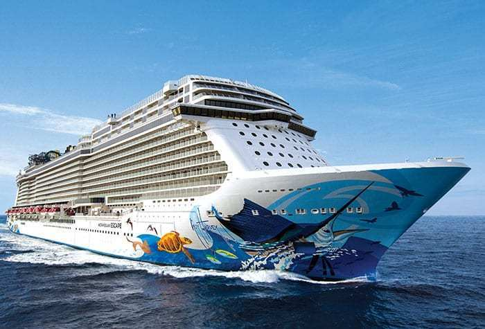 Norwegian Cruise Line é premiada no World Travel Awards 2019