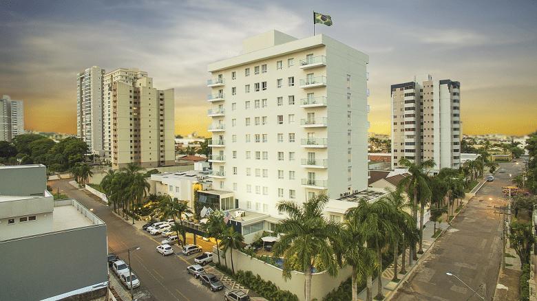 Atlantica Hotels assina contrato para converter hotel em Anápolis (GO) para a marca Radisson