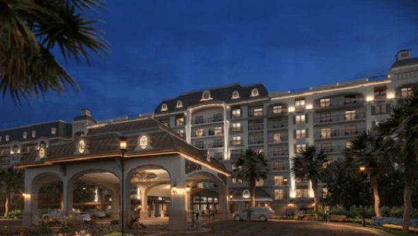 Walt Disney World Resort anuncia inauguração do Disney's Riviera