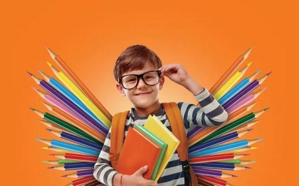 Campanha da GOL e Faber Castell incentiva a doação de materiais escolares nas aeronaves