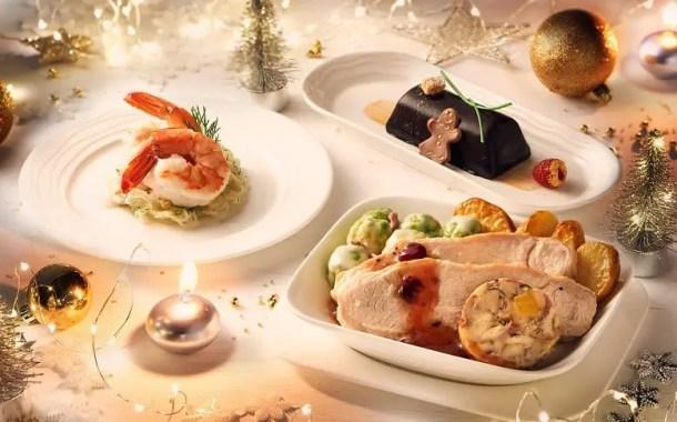 Emirates servirá 500 mil refeições no período de Natal a 12 mil metros de altitude