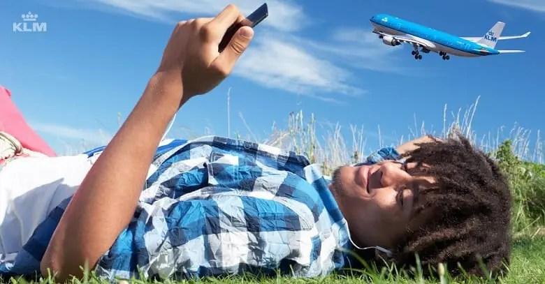 KLM olha para o futuro da tecnologia e das tendências de viagem para 2020