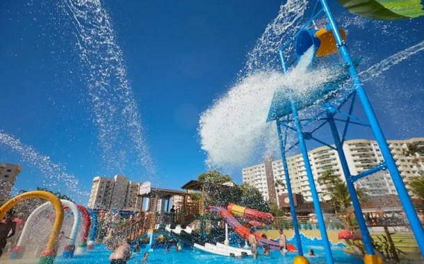 Privé Hotéis e Parques já se prepara para receber os turistas no Carnaval em Caldas Novas (GO)
