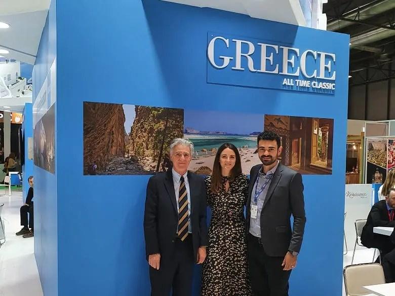 Flot reforça parceria com Grécia, Balcãs e Cáucaso na Fitur
