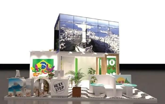 Rio de Janeiro inicia 2020 marcando presença no Fitur na Espanha