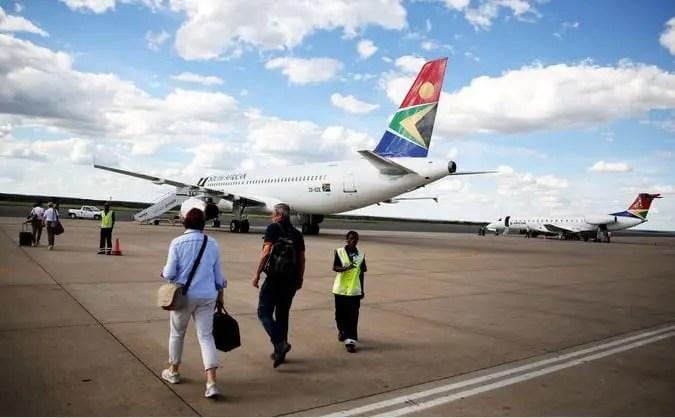 South African Airways consegue aporte financeiro para fugir da falência (veja nota)
