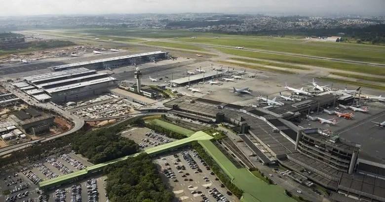 GRU Airport registra recorde de passageiros em 2019