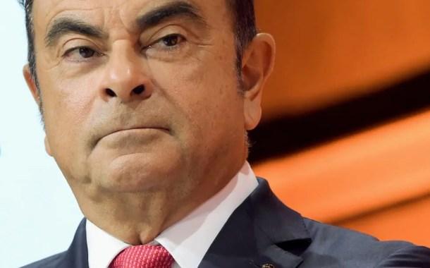 Fuga de Carlos Ghosn do Japão teve ajuda de funcionário da aérea MNG Jet