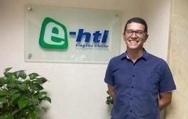 E-HTL anuncia novo executivo de vendas de São Paulo