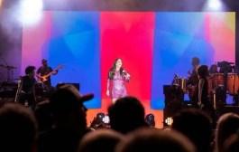 Ivete Sangalo anima público em show no Universal Orlando Resort