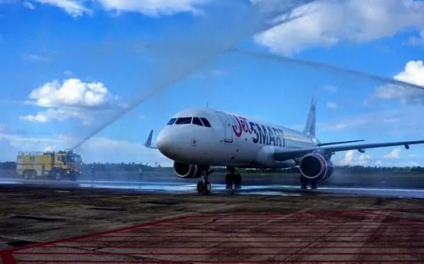 JetSmart Airlines faz voo inaugural entre Santiago e Foz do Iguaçu