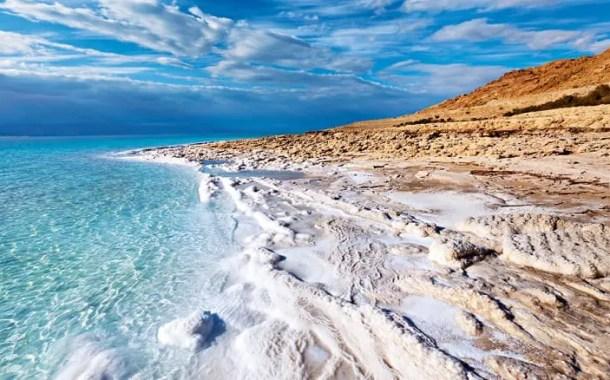 Mar Morto é considerado o maior spa natural do mundo