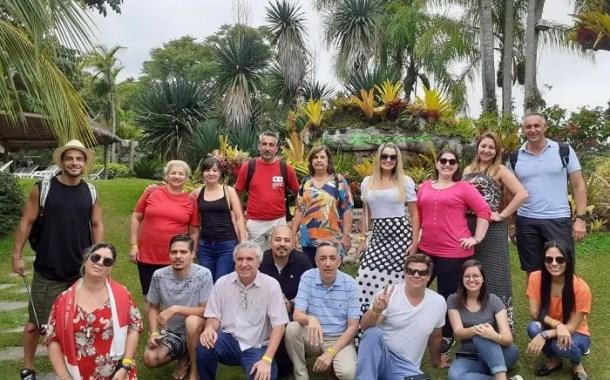 Amaszonas promove fam trip com agentes do Rio de Janeiro