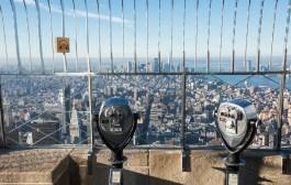 Nova York: Uma experiência vista do alto de arranha-céus