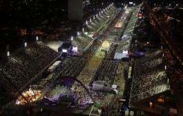 O carnaval carioca: um misto de turismo e política