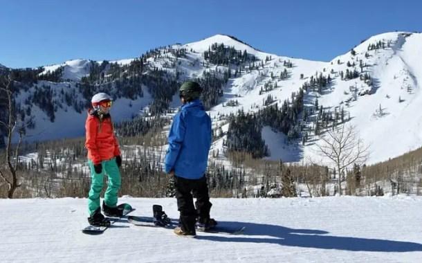 Park City tem pacotes especiais para esqui na primavera do Hemisfério Norte