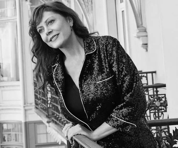 Susan Sarandon é a nova embaixadora global da marca de luxo Fairmont Hotels & Resorts