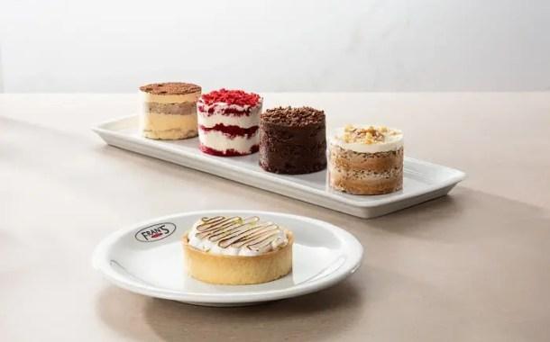 Fran's Café desenvolve novo cardápio de sobremesas