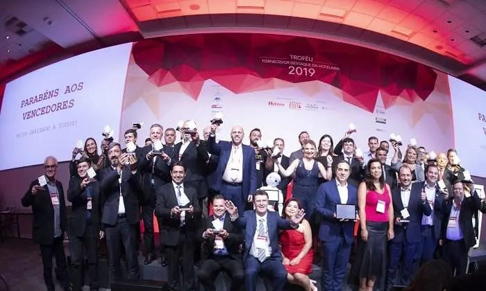 Troféu Fornecedor Destaque da Hotelaria chega a sua 9ª edição - Veja os vencedores!