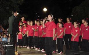 Coro Santa Cecilia.