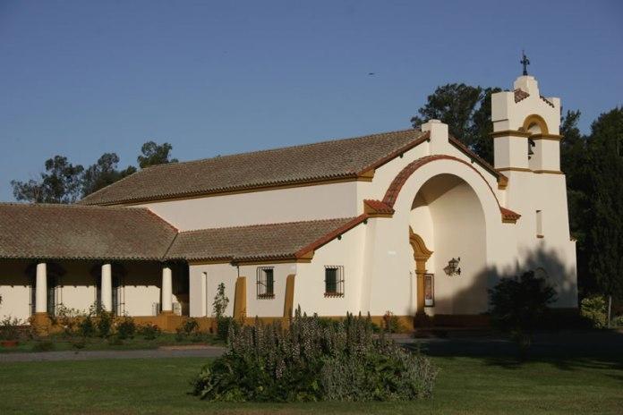 Monasterio Benedictino de Los Toldos.