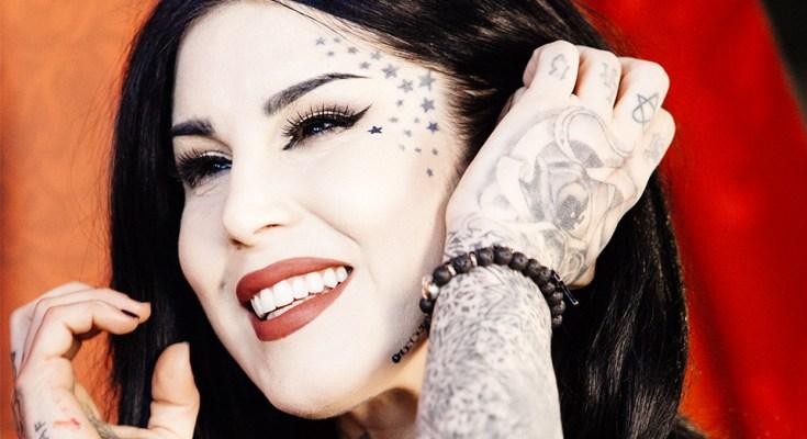 Tatuadora Kat Von D