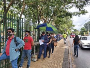 Muchos paraguayos se hicieron eco de ésta injusticia