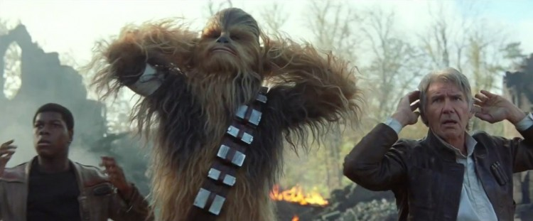 CinemaNet Star Wars El despertar de la Fuerza