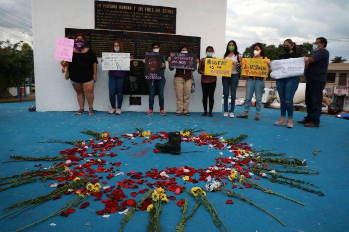 El Salvador clama justicia por brutal asesinato de Victoria Salazar -  Diario El Salvador