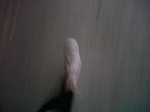 Andar, andar y andar. Poder ir a cualquier lado caminando. ¡Libertad!