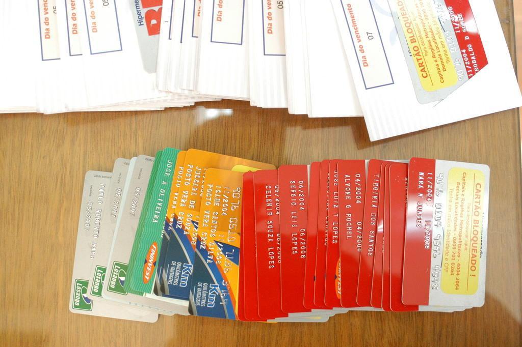 Confira dicas para dificultar a clonagem do cartão de crédito pela internet Ricardo Jaeger/Agencia RBS