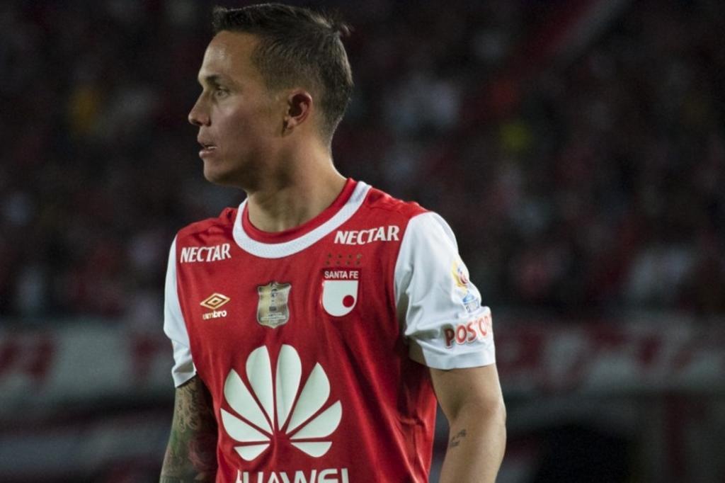 Inter fecha com meia Seijas por três temporadas -/Santa Fe/Divulgação