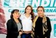 Eréndira Contreras firma acuerdos para combatir las problemáticas de mujeres