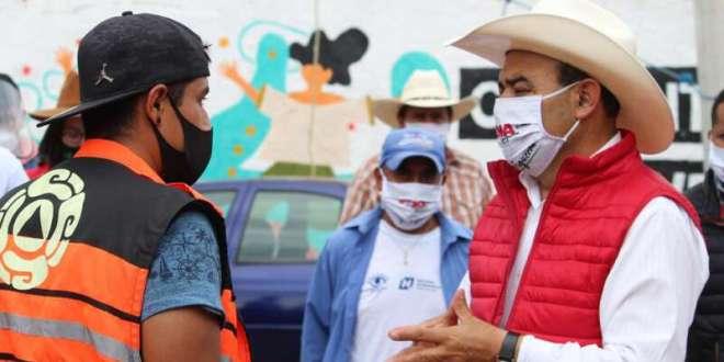 Otro candidato da positivo a covid en Hidalgo… Ya son 4